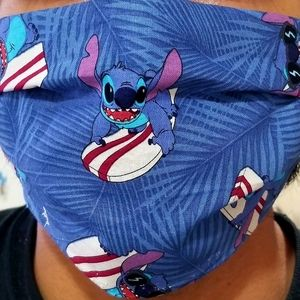 Handmade Surgical Style STITCH Face mask